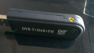 RTL 2832u Side view